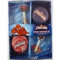 Spiderman Ultimate Cupcake Decorating Kit $10.95 A069889