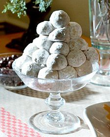 Mrs. Kostyra's noel nut balls have been a Kostyra family favorite for ...