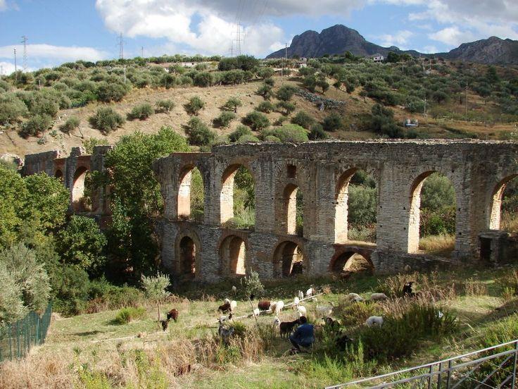 acquedotto romano di termini imerese - Cerca con Google