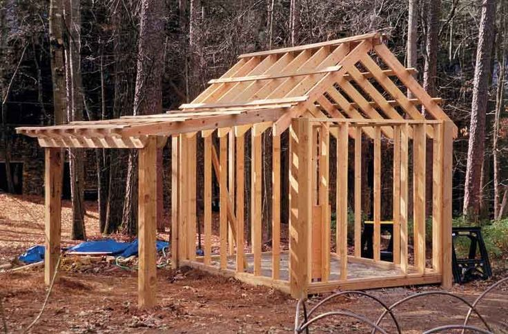 The 25 best shed plans ideas on pinterest for Livable shed plans