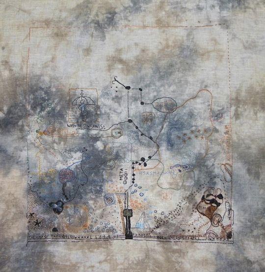 Meta Heemskerk Textile Artist