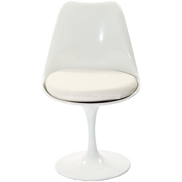 Saarinen Style Tulip Sidechair @ poly + bark