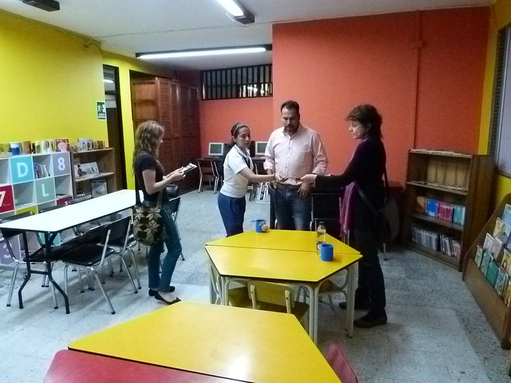 Biblioteca Pública Departamental de Popayán - Cauca. Colombia.