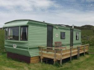Aultbea caravans Static holiday caravan hire by owner. Private caravan rental - Privately Owned Site Aultbea Scotland