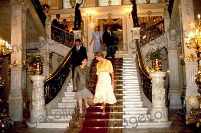 5-12-1992 Cairo , Egypt Princess Diana Photo by Alpha-Globe Photos Inc
