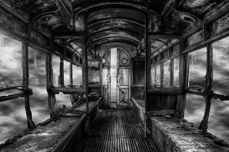 Ghost Train 2 by Karl Redshaw ARPS - CrGPP - LSISLP - BPE2* on 500px