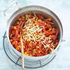 Recept - Chili con carne met ham - Allerhande