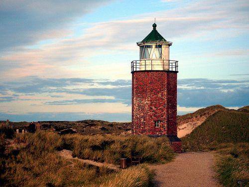 #Lighthouse - #Leuchtturm bei Kampen - Sylt, #Germany   -   http://dennisharper.lnf.com/