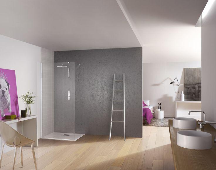 86 best Carnet du0027idées salle de bain images on Pinterest Bathroom - antiderapant salle de bain