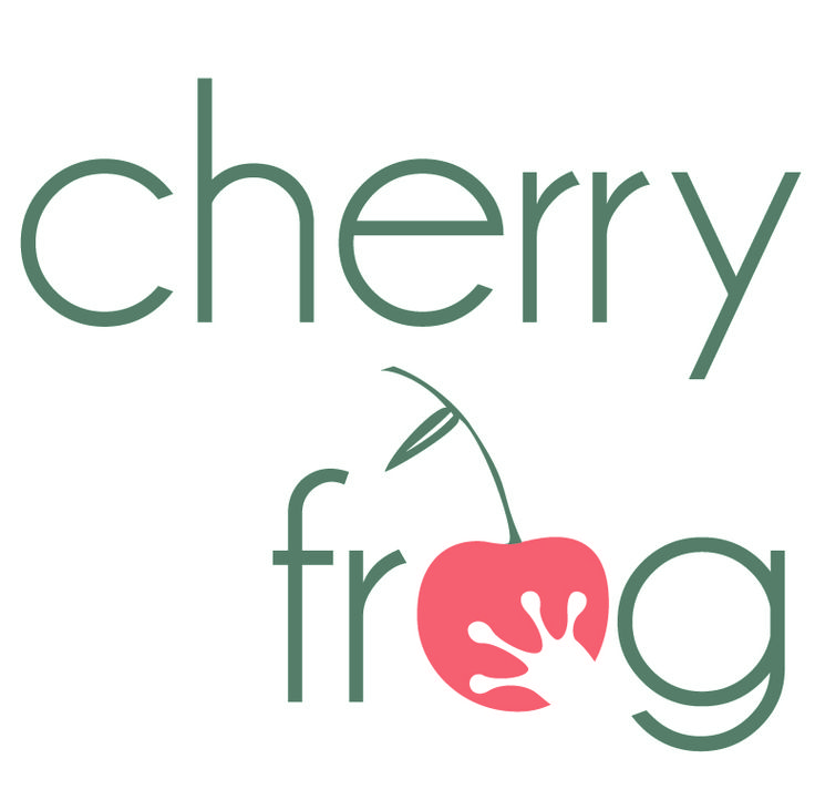 Cherry Frog | Hugs are Handmade