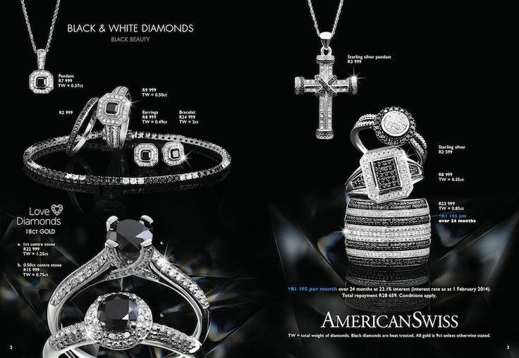 ♯WinterDiamonds - Take your pick this winter!! ♯LoveDiamonds http://www.americanswiss.co.za/catalogues/winter-diamonds/