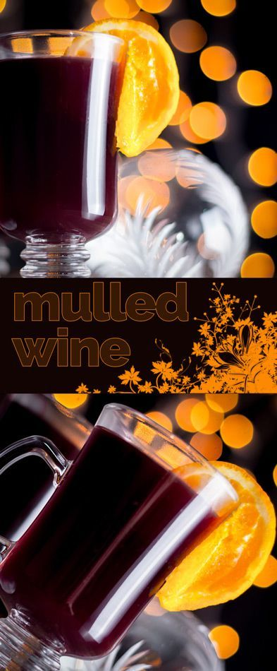 Call it what you will, Mulled Wine, Glühwein, Gløgg or anything else, a warming glass of wine is the perfect spicy treat for long cold and dark nights! #drinks #mulledwine #grog #glühwein #alcoholicbeverages #winter #christmas