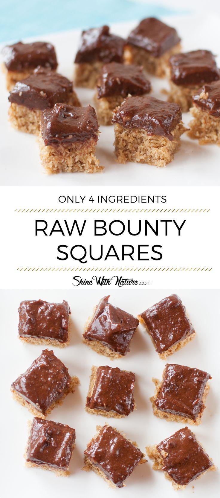 Recipe // Cacao Powder + Dates + Coconut Milk + Date Paste + Vanilla + Coconut Flakes
