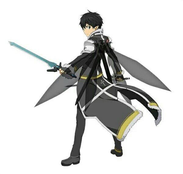 Sword Art Online   Alternate ALO Kirito Outfit