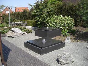 Waterelementen Watertafels - Thomas Geenen