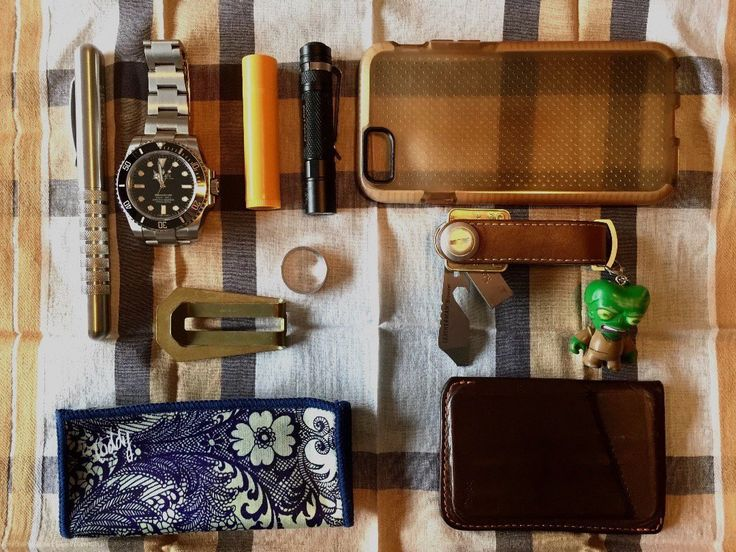1023 best EDC what s in your bag images on Pinterest