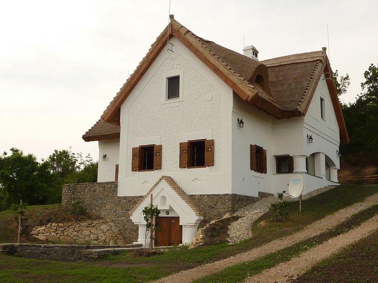Balatonakali, Fenyehegy - lakóház - tervező: Füzes András