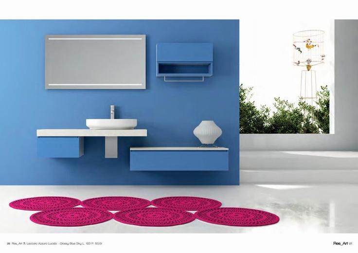 Designový koupelnový nábytek Arte Bagno Veneta, více na: http://www.saloncardinal.com/galerie-arte-bagno-veneta