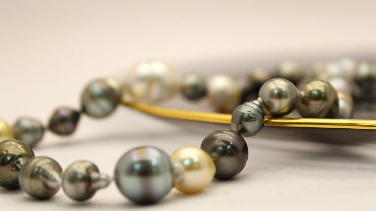 Tahitian Pearls available at Wong Ken's.