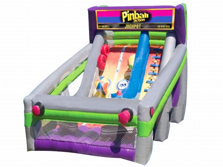 Buy cheap and high-quality Inflatable Pinball Action. On this product details page, you can find best and discount Inflatable Games for sale in 365inflatable.com.au