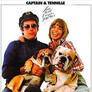 Captain Tennille - Love Will Keep Us Together. Loved their music!