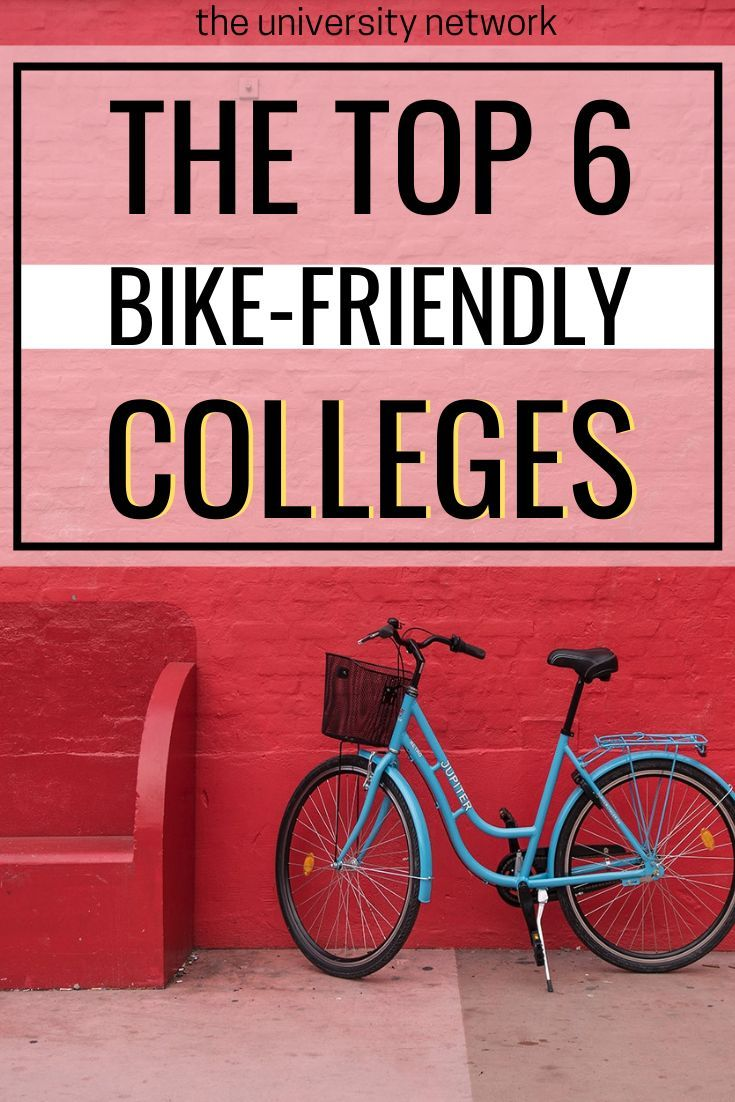 The Most Bike Friendly Colleges In 2019 College Survival Guide