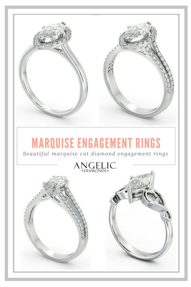 Marquise engagement rings are the perfect harmony of classic style and modern design. Find your perfect diamond engagement ring from #AngelicDiamonds and customise it to make it truly unique. #Marquise #MarquiseRing #MarquiseDiamond #EngagementRing #Engaged #DiamondRing #Diamonds #Diamond #Engagement #WhiteGold #Gold #GoldRing #WhiteGoldRing #Wedding #Ring #Jewellery #Jewelry