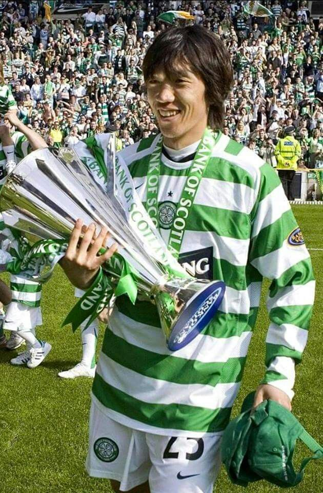 A great Celtic player Nakamura