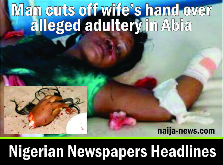 Nigerian Newspapers Headline for July 30, 2016. http://naija-news.com/nigerian-newspapers-todays-major-headlines/