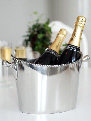 Champagne / vinkylare. Champagne / winecooler. www.longcoastliving.se