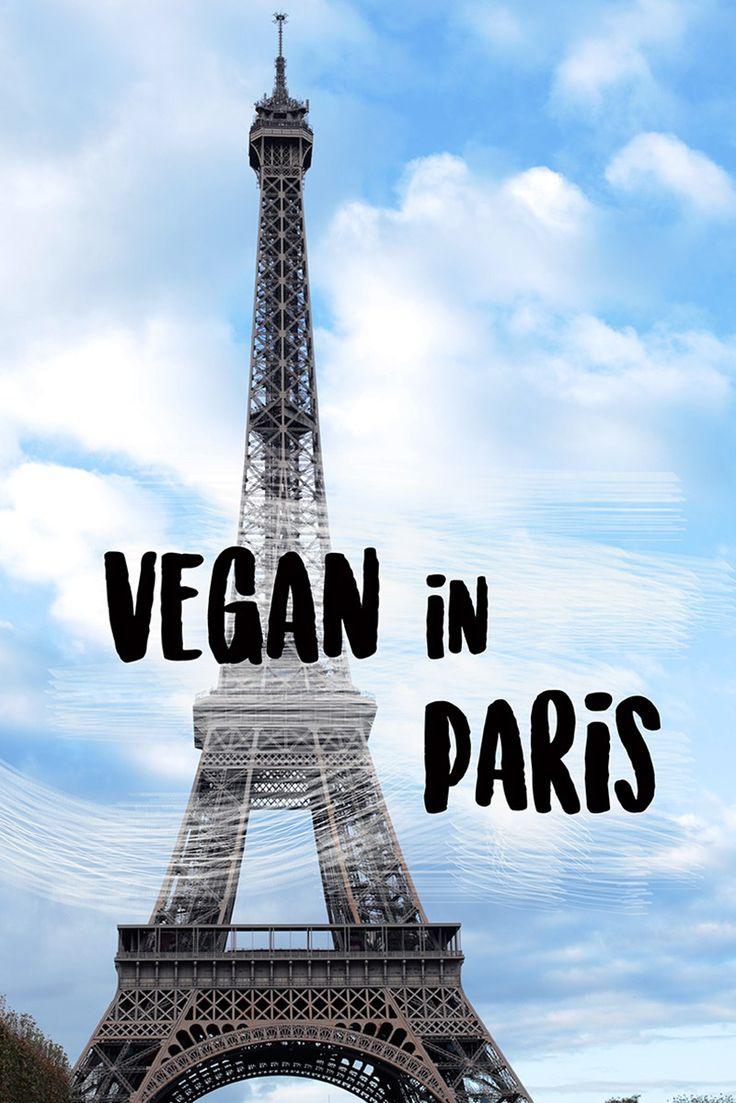 Vegan in Paris - The best places to eat in Paris