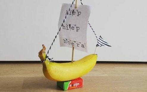 Wie jarig is trakteert! En wat is er nu leuker dan met een originele en toch gezonde creatie aan te komen op het kinderdagverblijf of de school van je kind? H...
