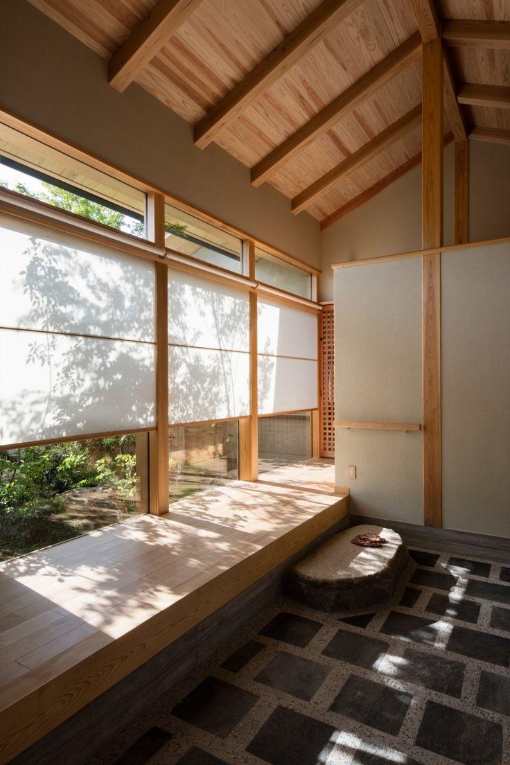 takashi okuno architects / residence at matsuyama ehime prefecture 余戸の家 奥野崇建築設計事務所(愛媛)