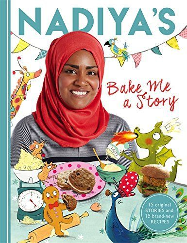 Great British Cooking Show/ All of us here in the Alphabet Soup kitchen were thrilled when Nadiya Hussain won Season 3 of The Great British Baking Show ('Great British Bake Off' in the UK). We loved her unusual fl…