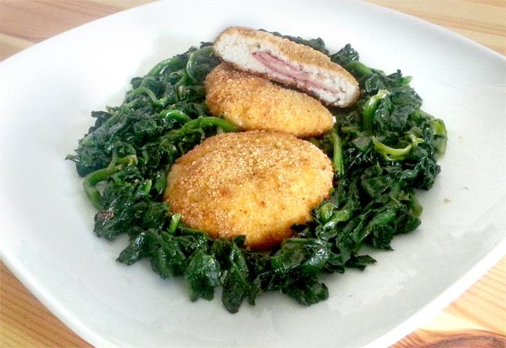 Spadellatissima!: Cordon Bleu di pollo senza glutine 100% homemade  http://www.spadellatissima.com/2012/11/cordon-bleu-di-pollo-senza-glutine-100.html