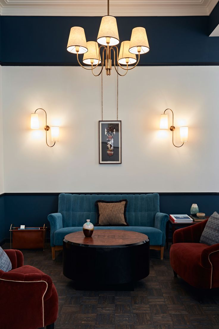 Soho House Amsterdam Elle Decor Living Room Interior Soho House