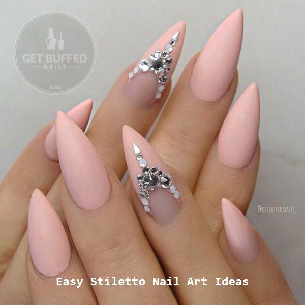 30 große Stiletto Nail Art Design-Ideen #nailart – Nägel ideen