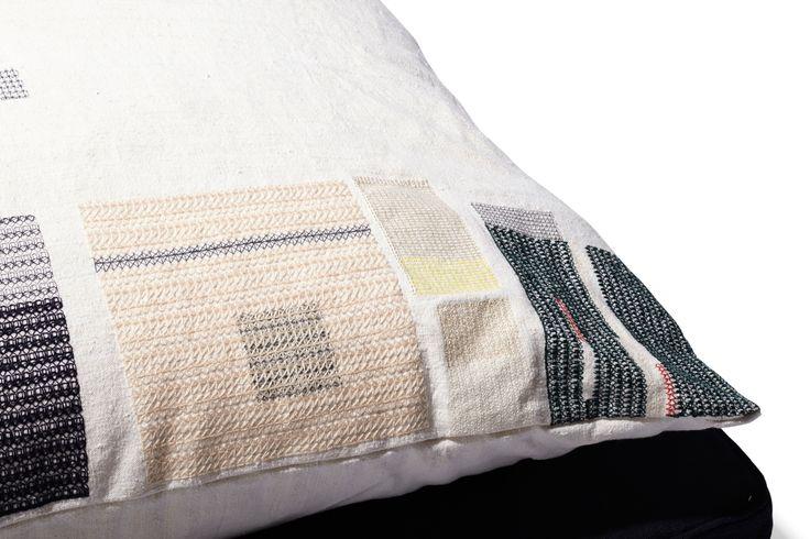 Large Floor Cushion - Aimee Betts