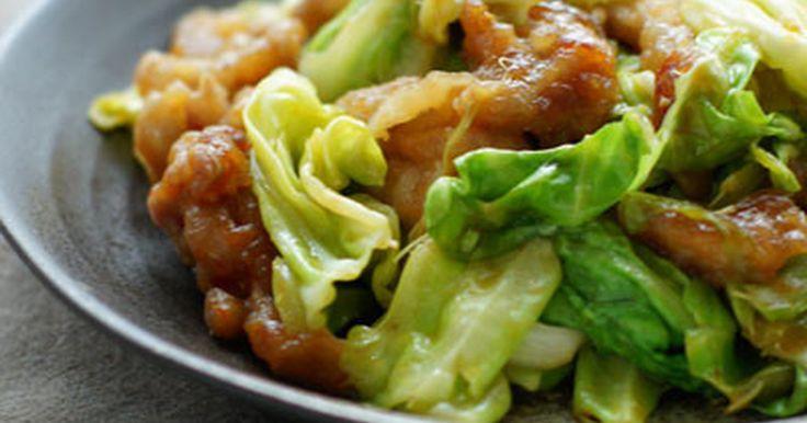 おいし~い☆うちの回鍋肉(ホイコーロー) by ぽくちゃん [クックパッド] 簡単おいしいみんなのレシピが260万品