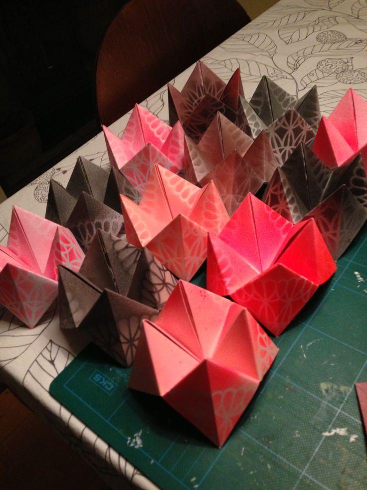 MADE BY ME - Paper print/NIP•NAP Fortunen Teller