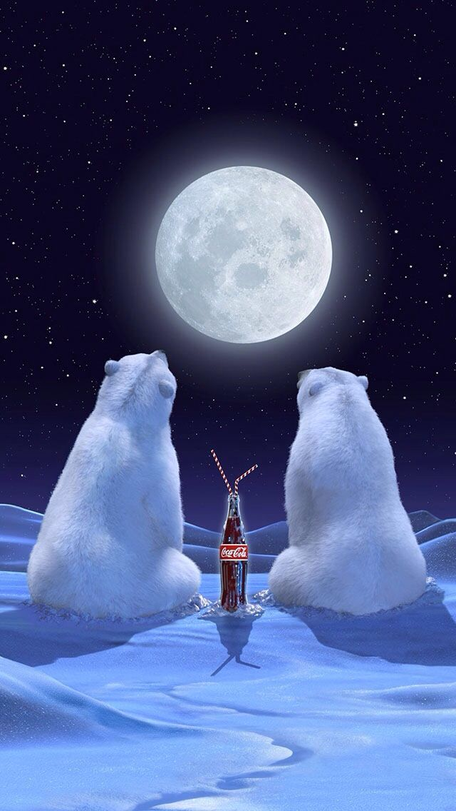 Coca cola polar bears                                                       …