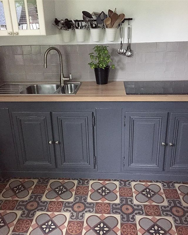 1054 best cuisine images on Pinterest Black ikea kitchen, Bodbyn - Hauteur Plan De Travail Cuisine Ikea
