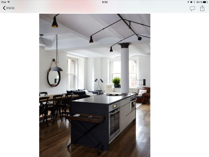 Mejores 54 imágenes de cocina en Pinterest | Cocinas, Cocinas ...