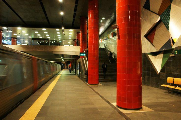 LISBON | Public Transport - SkyscraperCity