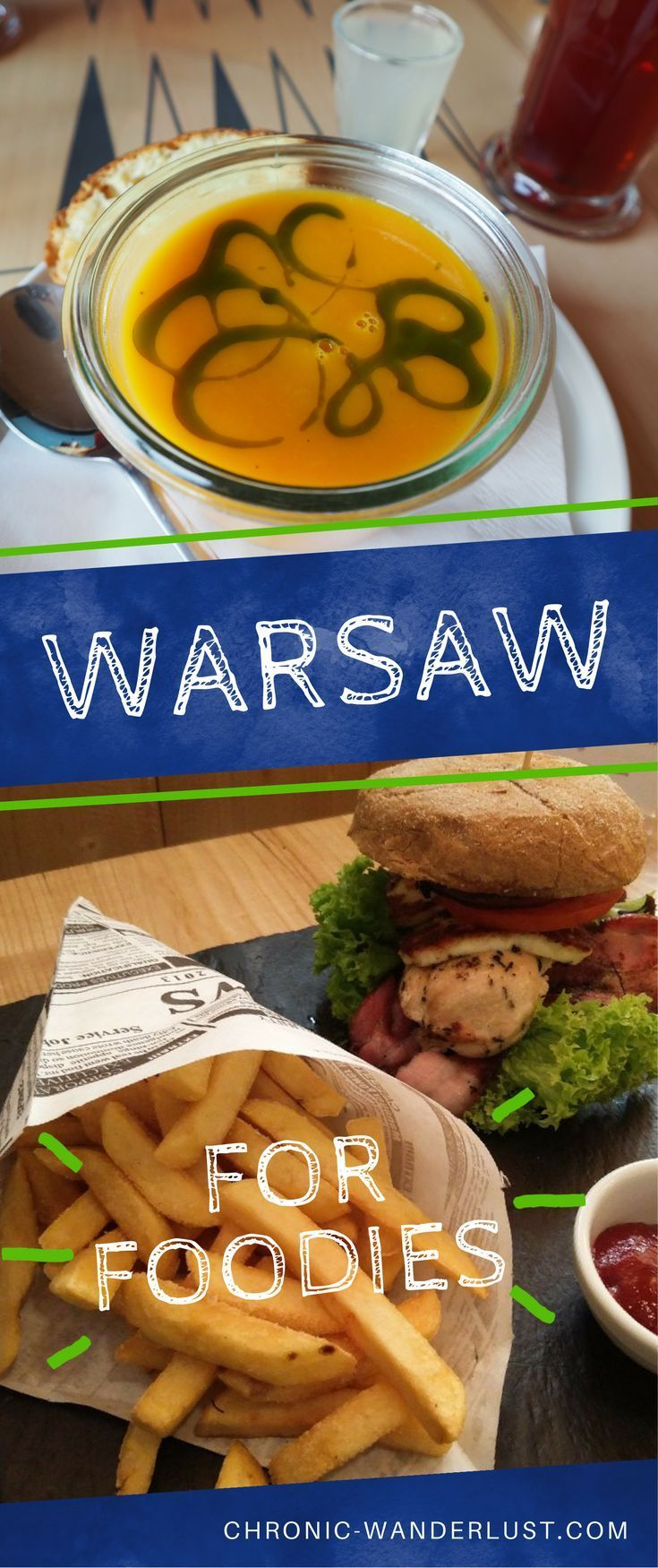 Warsaw for Foodies   What and where to eat in Warsaw   Poland