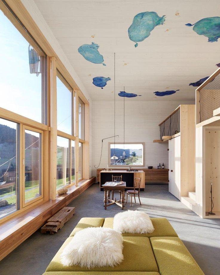 Holzskelettbau architektur  18 besten Holzbau Vorarlberg Bilder auf Pinterest   Holzbau ...