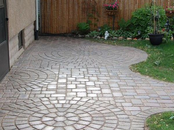 M S De 25 Ideas Incre Bles Sobre Patio De Adoquines En