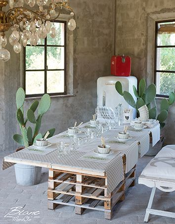 11 best Blanc Mariclò images on Pinterest | White people, Shabby ...