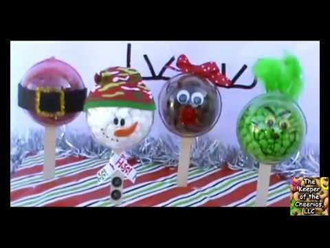 Christmas Treat Pops |