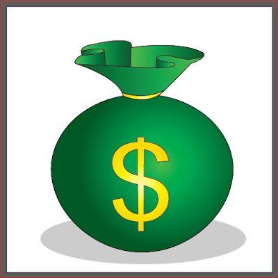 Adobe Illustrator - darmowe tutoriale: Tutorial - jak narysować worek z pieniędzmi (money...